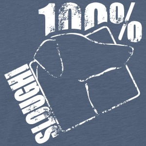 SLOUGHI 100 - Men's Premium T-Shirt