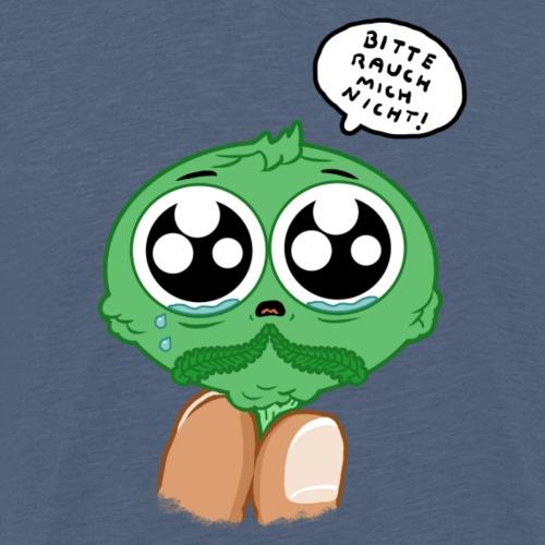 Cute Bud - Männer Premium T-Shirt