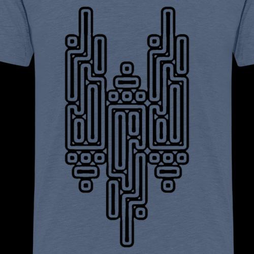 RF257BLACK - Men's Premium T-Shirt