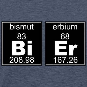 Chemistry beer - Men's Premium T-Shirt