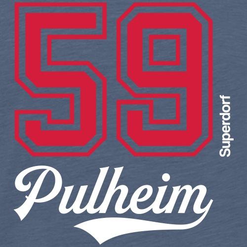 Superdorf Pulheim - Männer Premium T-Shirt