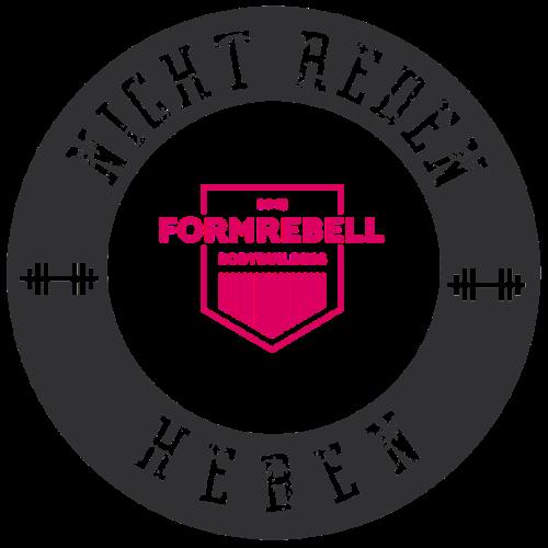 NICHT REDEN: HEBEN! (anthrazit/pink) - Männer Premium T-Shirt
