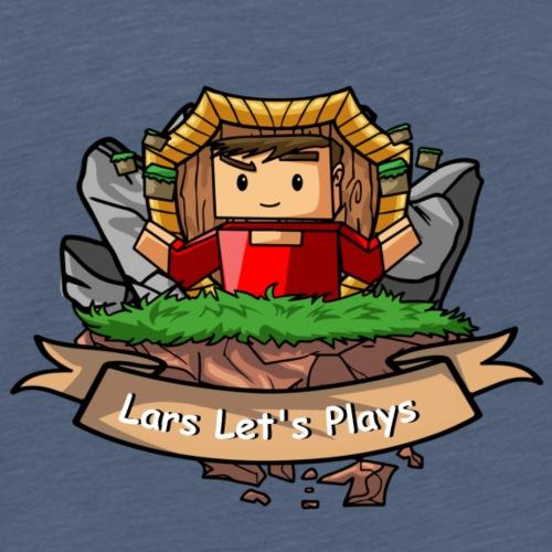 Lars Let's Plays - Männer Premium T-Shirt