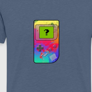 Gameboyisation - Premium-T-shirt herr