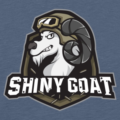 Original Shiny GOAT - Men's Premium T-Shirt