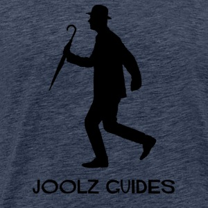 Joolz Guides Merchandise Black logo - Men's Premium T-Shirt