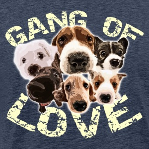 Gang of Love - Men's Premium T-Shirt