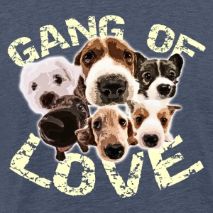 Gang of Love - T-shirt Premium Homme