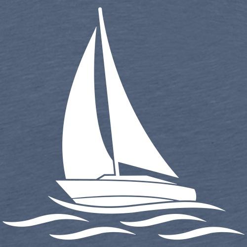 Sail away - Männer Premium T-Shirt