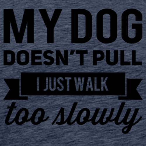 My dog doesnt pull
