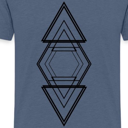 Tril - Camiseta premium hombre