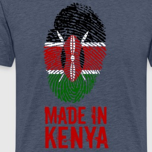 Made In Kenya / Kenya - T-shirt Premium Homme