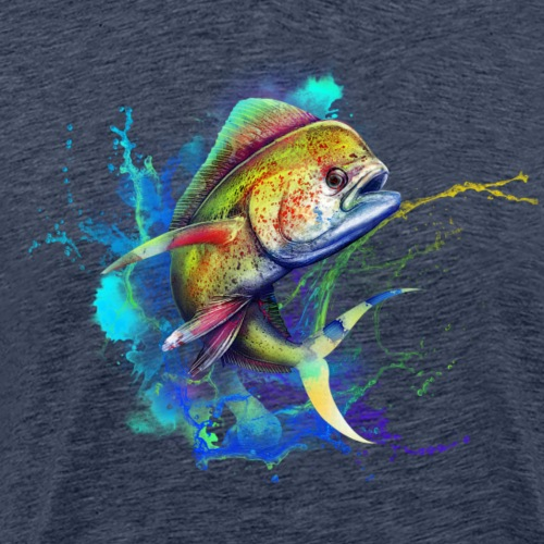 mahi mahi - Men's Premium T-Shirt