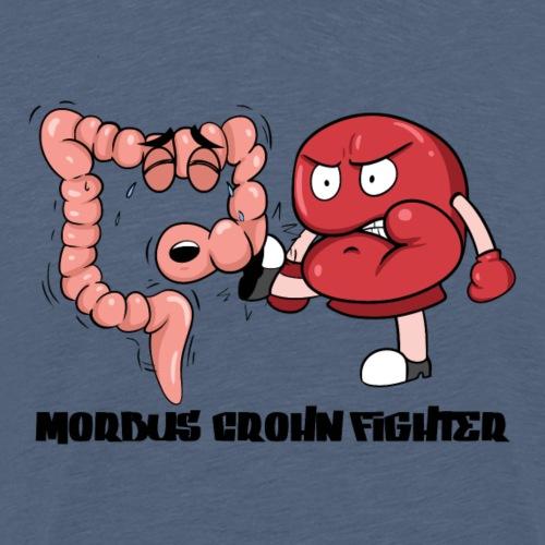 Morbus Crohn Kämpfer - Männer Premium T-Shirt