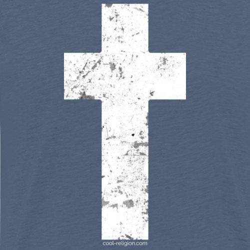 Holy Cross Vintage - Men's Premium T-Shirt