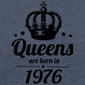 Queen 1976 - Men's Premium T-Shirt