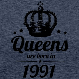 Queen 1991 - Men's Premium T-Shirt