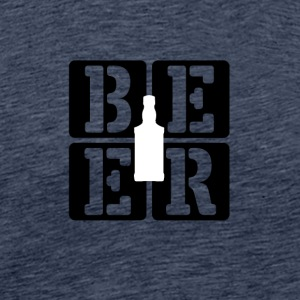 Beer - Beer - Men's Premium T-Shirt