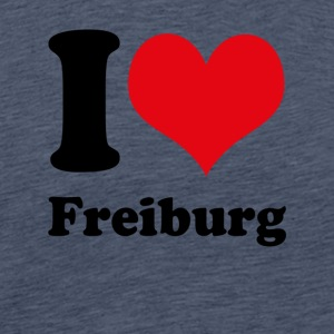 I love Freiburg - Men's Premium T-Shirt