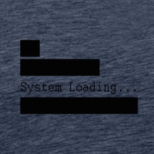 System_Loading - T-shirt Premium Homme