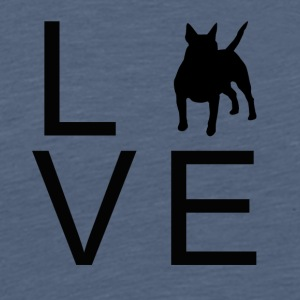 Dog Love 4 - Mannen Premium T-shirt