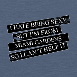 Motive for cities and countries - MIAMI GARDENS - Men's Premium T-Shirt