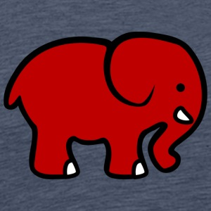 Sweet Elephant - Men's Premium T-Shirt
