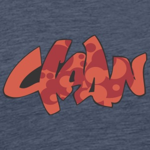 clean graffiti - Men's Premium T-Shirt