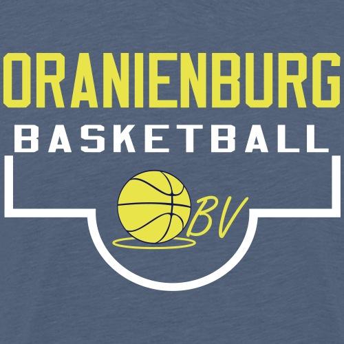 Oranienburg Basketball - Zone - Männer Premium T-Shirt