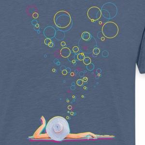 Bubbly Lady - Männer Premium T-Shirt