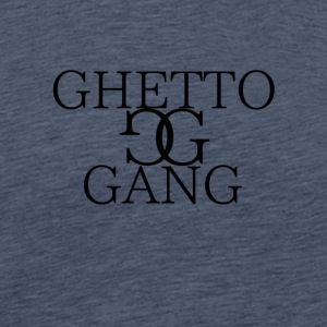 GHETTO GANG - Men's Premium T-Shirt