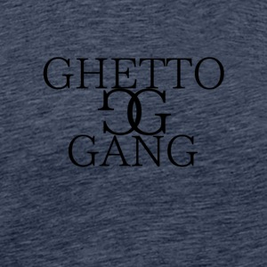 GHETTO GANG - Premium-T-shirt herr