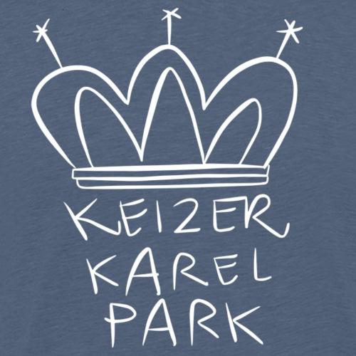 Keizer karel park - Mannen Premium T-shirt