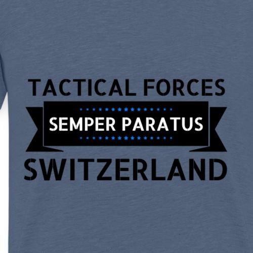 Semper Paratus 2 noir