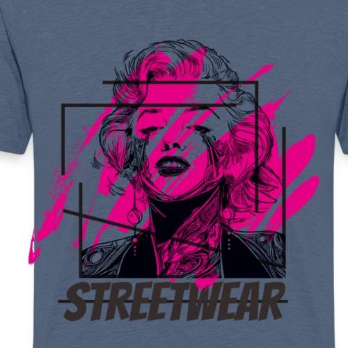 Streetwear Kunst - Männer Premium T-Shirt