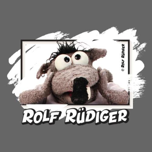 Rolf Rüdiger - Männer Premium T-Shirt