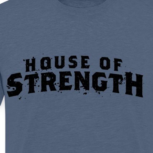 House of Strength (Colors) - Men's Premium T-Shirt