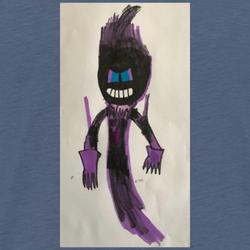 WoWoWo BY TAiTO - Miesten premium t-paita