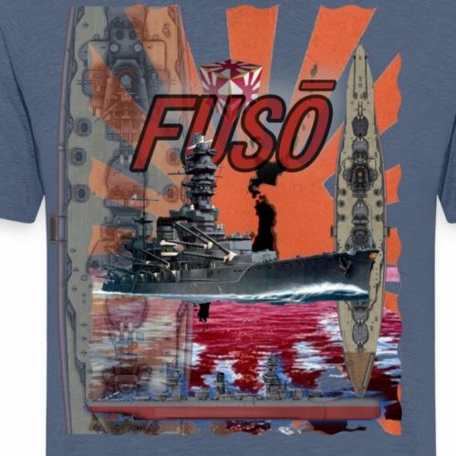 FUSO Schlachtschiff - Männer Premium T-Shirt