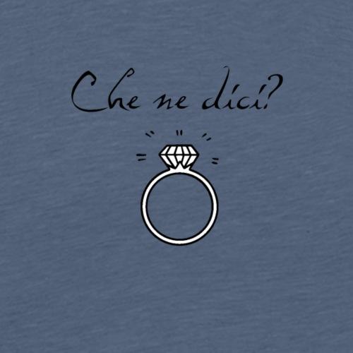 MarryMe - Maglietta Premium da uomo