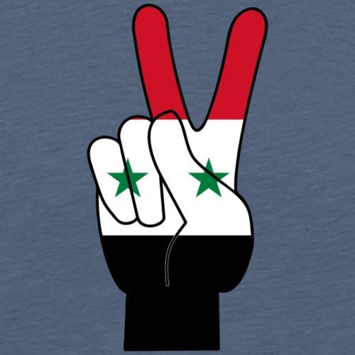 FREIES SYRIEN - Männer Premium T-Shirt