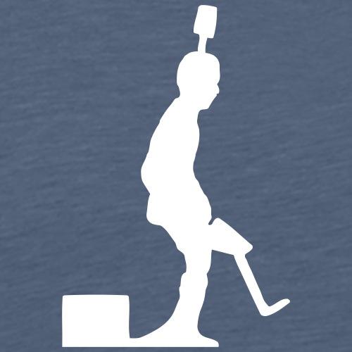 Pro Kicker (regular) - Männer Premium T-Shirt