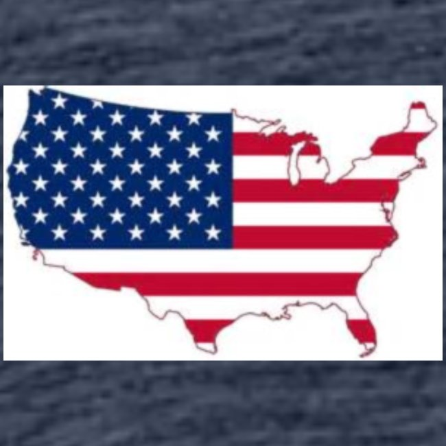 porte clé américain