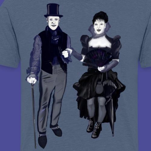 Vampire - Männer Premium T-Shirt