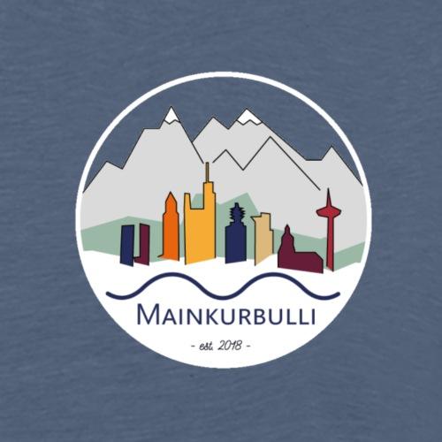 mainkurbulli - Männer Premium T-Shirt