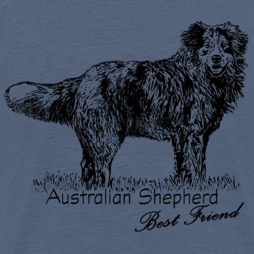 Australian Shepherd - Portrait 2