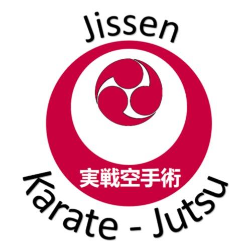 Jissen Karate Jutsu - Herre premium T-shirt
