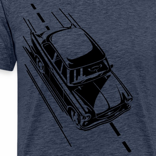 Trabi auf Tour - Men's Premium T-Shirt