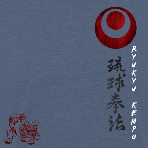 Okinawa Ryukyu Kempo - T-shirt Premium Homme
