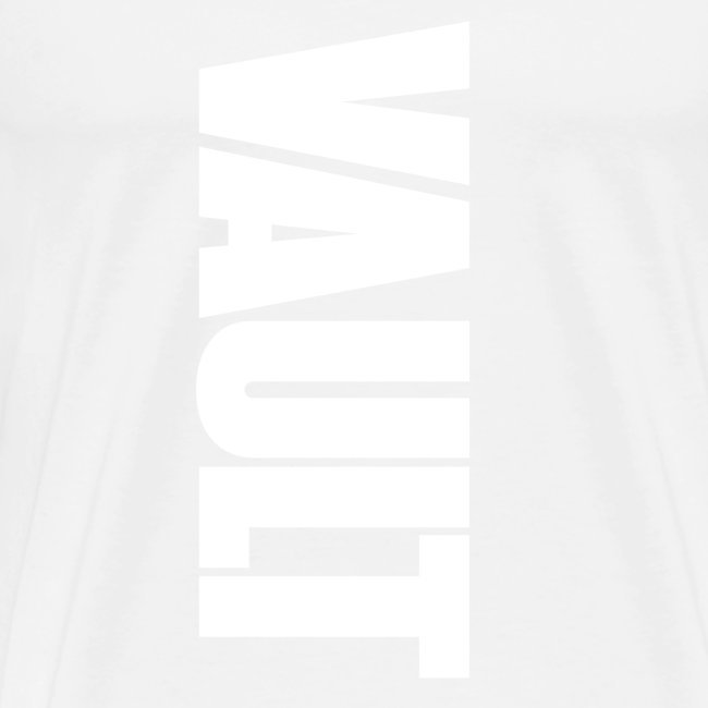 VAULT LONDON white vertic